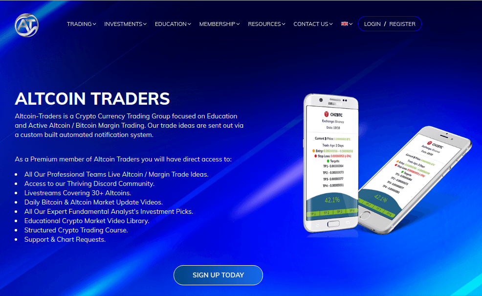 AltCoin-Traders