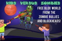Kids Versus Zombies Simulator